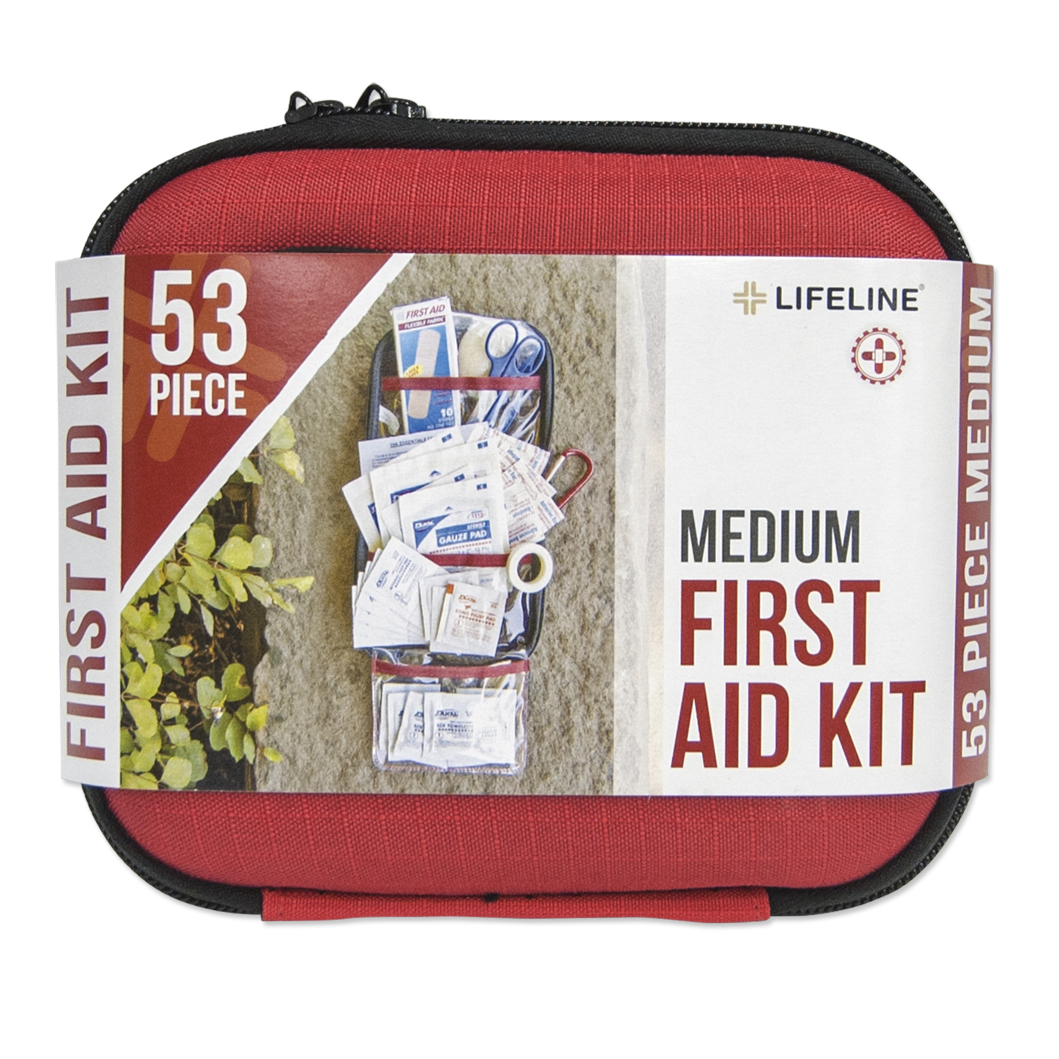Swift First Aid 53 Piece Kit