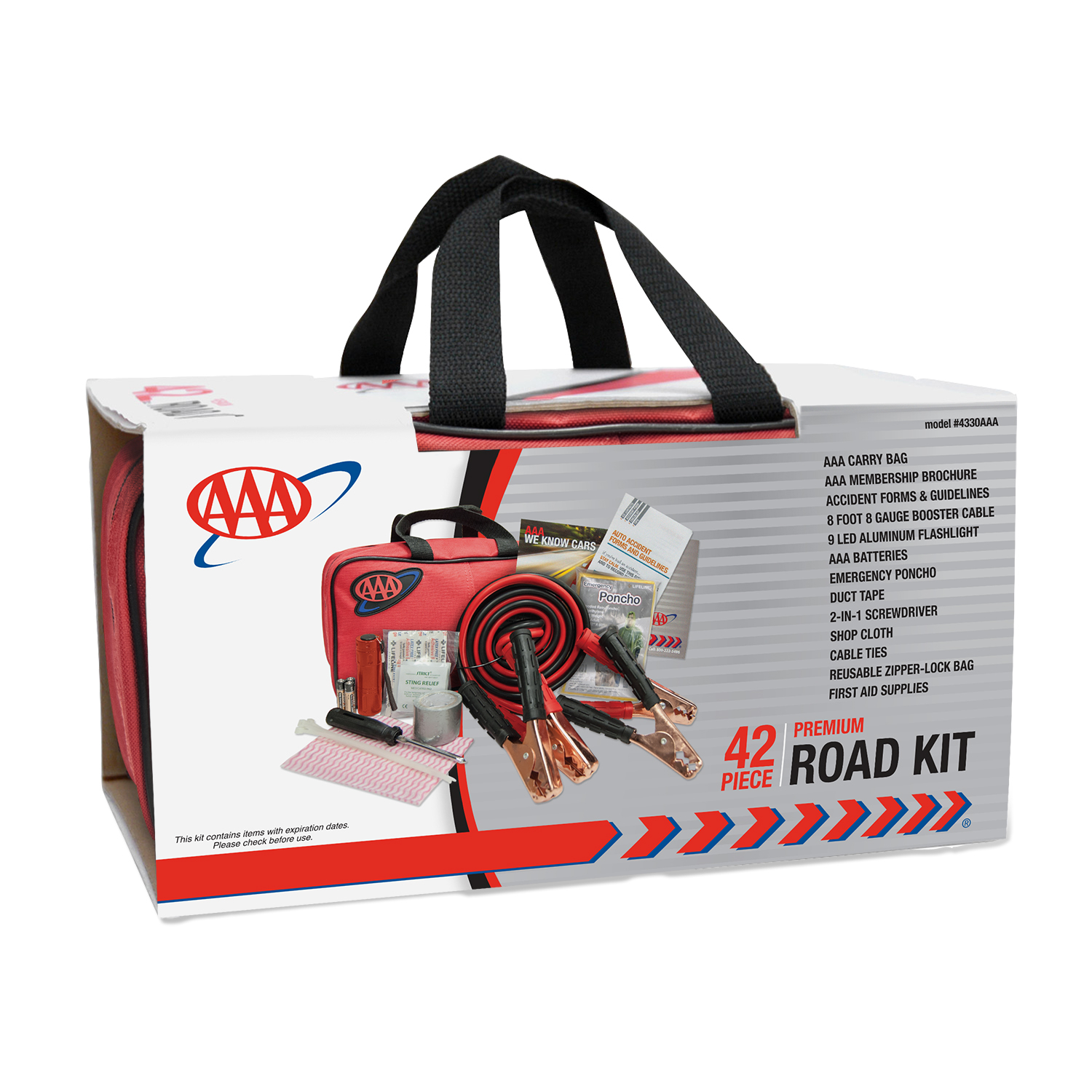AAA Road Kit by Swift First Aid